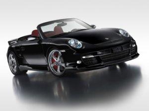 TechArt представил 630-сильный кабриолет Porsche 911 Turbo