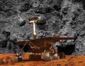 У марсохода Opportunity вышли из строя бур и инфракрасный спектрометр