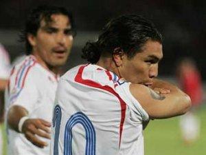 Сборная Парагвая опередила Аргентину и Бразилию в квалификации ЧМ-2010