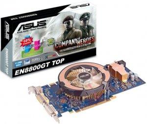 ASUS EN8800GT TOP: альтернативный кулер и 100-МГц разгон