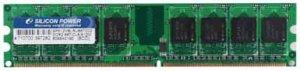 2 Гб памяти DDR2-667 от Silicon Power для серверов