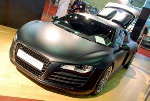 Немцы построили в единственном экземпляре 888-сильный Audi R8