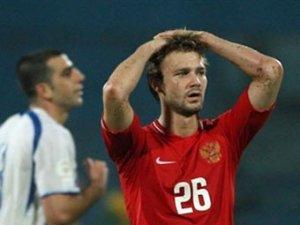 Сборная России потеряла шесть позиций в рейтинге ФИФА