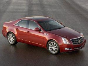 Cadillac представил в Москве новые CTS и STS
