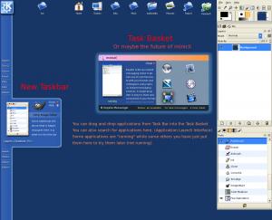Вышел релиз-кандидат менеджера рабочего стола KDE 4.0