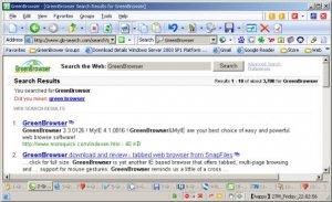 GreenBrowser 4.4