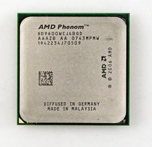Первые результаты тестов трехъядерного AMD Phenom