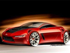 Mitsubishi привезет в Детройт новое концептуальное купе