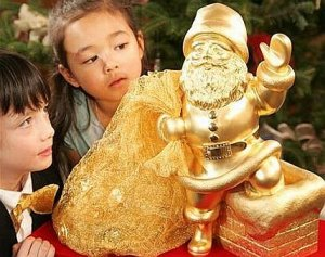 Драгоценный Санта