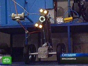 Роботы-сантехники вышли на работу