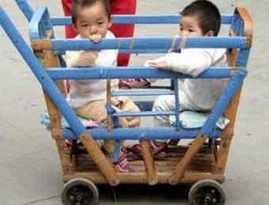 В Китае у двойняшек оказалось два отца