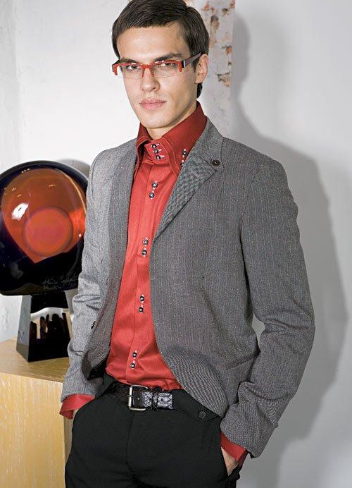 Рубашки под пиджак 2