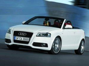 Audi представила кабриолет A3