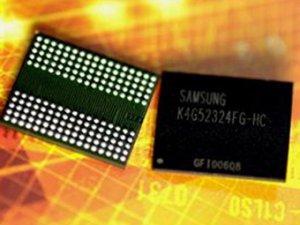 Samsung изобрел самую быструю видеопамять в мире