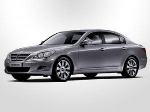 Hyundai представила новый заднеприводный седан Genesis
