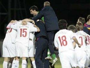 Сборная России сыграет два матча перед Евро-2008