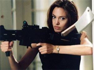 Paramount сделает Анджелину Джоли разведчицей