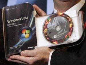 Microsoft перестанет блокировать пиратские версии Windows Vista