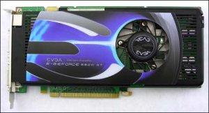 EVGA тоже подготовила GeForce 8800 GT c 256 Мб памяти