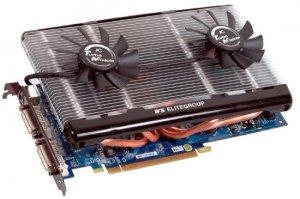 ECS GeForce 8800GT Dual Turbo с охлаждением по-швейцарски