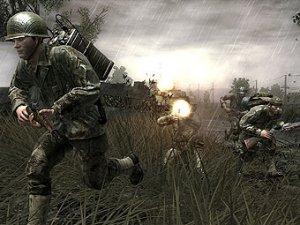 Серия Call Of Duty вернется в середину XX века