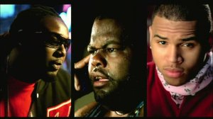 Chris Brown feat T-Pain - Kiss Kiss
