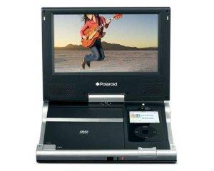 "Polaroid ""подружила"" iPod с DVD-плеером"
