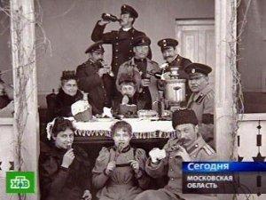 Российский XX век в черно-белых деталях