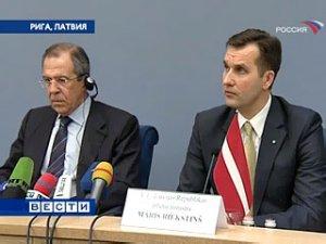 Договор о границе между Россией и Латвией вступил в силу