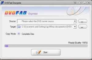 DVDFab HD Decrypter 5.0.7.5