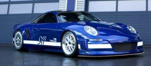 Porsche GT9 VS Bugatti Veyron
