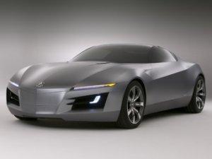 Новая Honda NSX появится в 2010 году