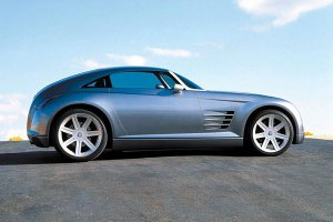 Производство Chrysler Crossfire подходит к концу