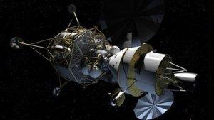 В НАСА опубликовали информацию о посадочном пилотируемом лунном зонде