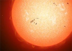 На Солнце начался новый 11-летний цикл активности
