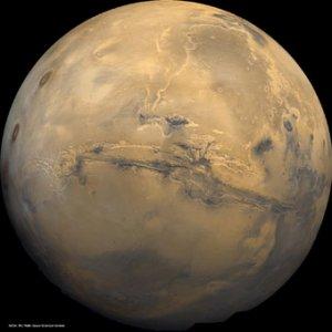 Ученые выдвинули новую теорию раннего потепления Марса