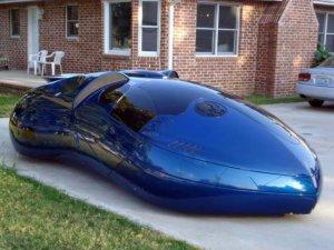 То ли авто, то ли ракушка