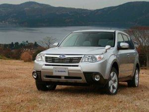 Subaru представила новый Forester