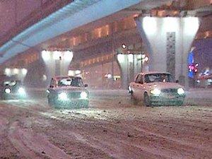 В Новогоднюю ночь москвичей ждет плюсовая температура