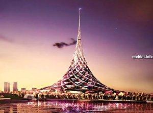 Потрясающий архитектурный проект для Москвы