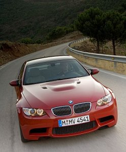 Тест-Драйв BMW M3 4-го поколения (19 фото)