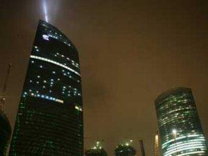 """На крыше """"Федерации"""" устроят самый высокий новогодний салют"""