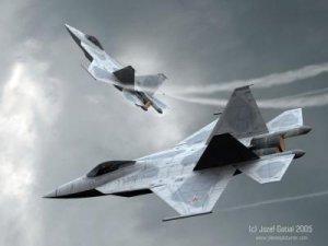 Очередной старт разработки истребителя Сухого пятого поколения
