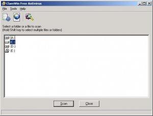 ClamWin Free Antivirus 0.95.3