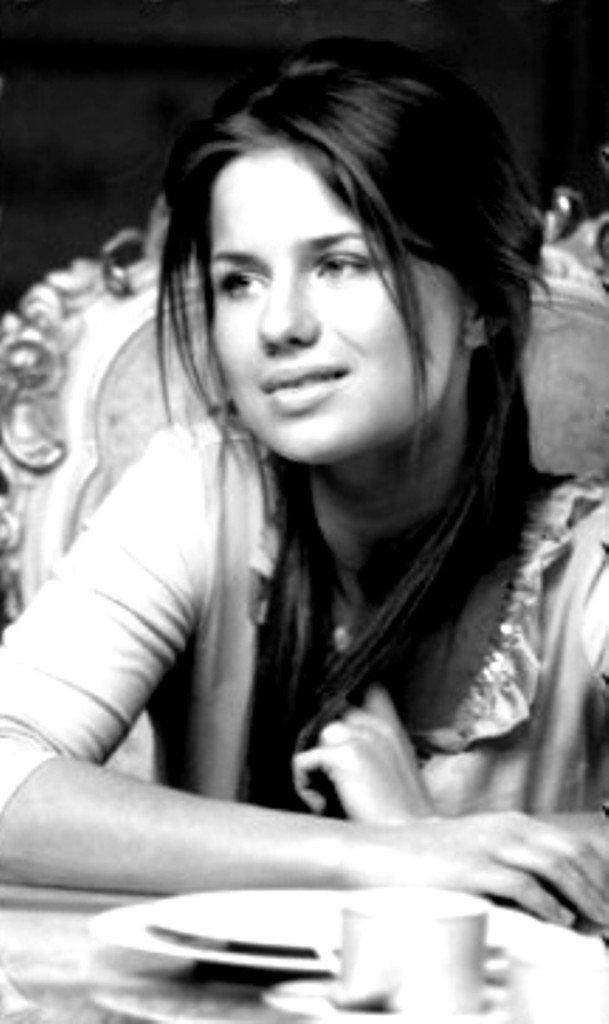 Александра Чвикова - красавица с Украины (еще фото) .