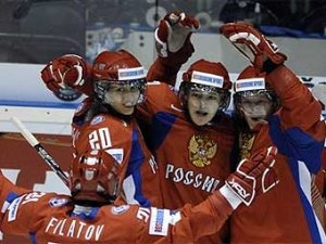 Сборная России выиграла бронзу молодежного чемпионата мира по хоккею