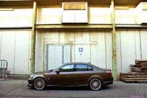 BMW M5 Hurricane G-Power. Мощь урагана (12 фото)