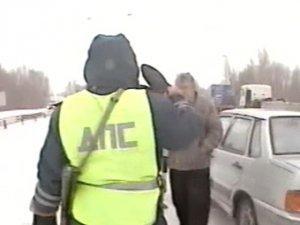 Казанский гаишник застрелил буйного водителя