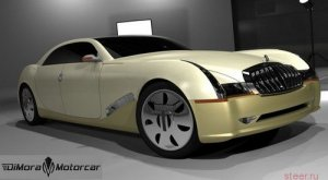 Конкурента Bugatti Veyron назвали Наташей (3 фото)