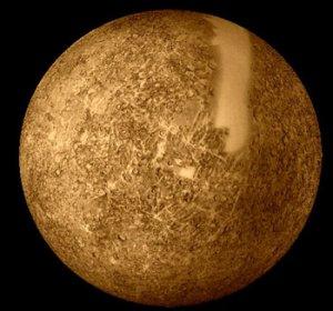 Зонд Messenger приближается к Меркурию